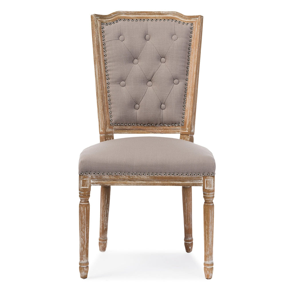 Estelle Rustic French Country Dining Chair - Modn City