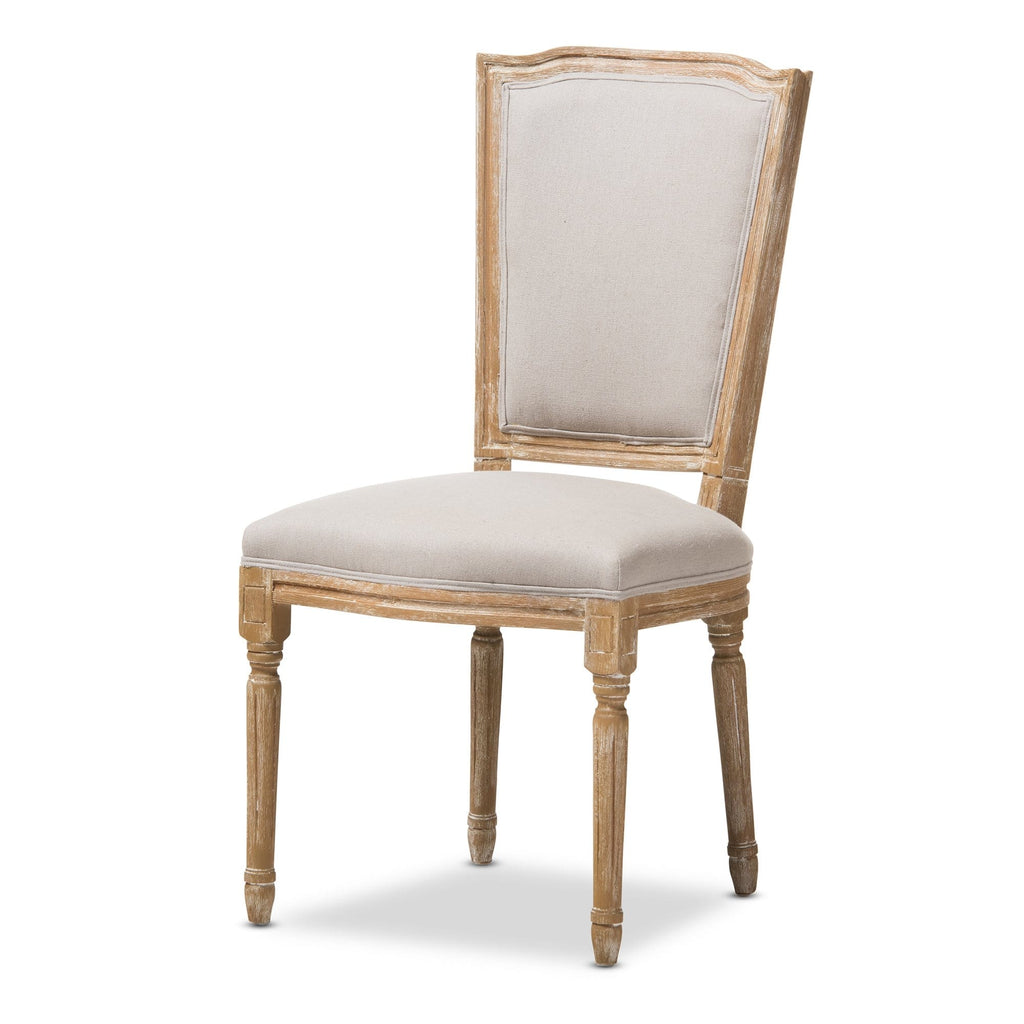 Cadencia French Dining Side Chair - Modn City