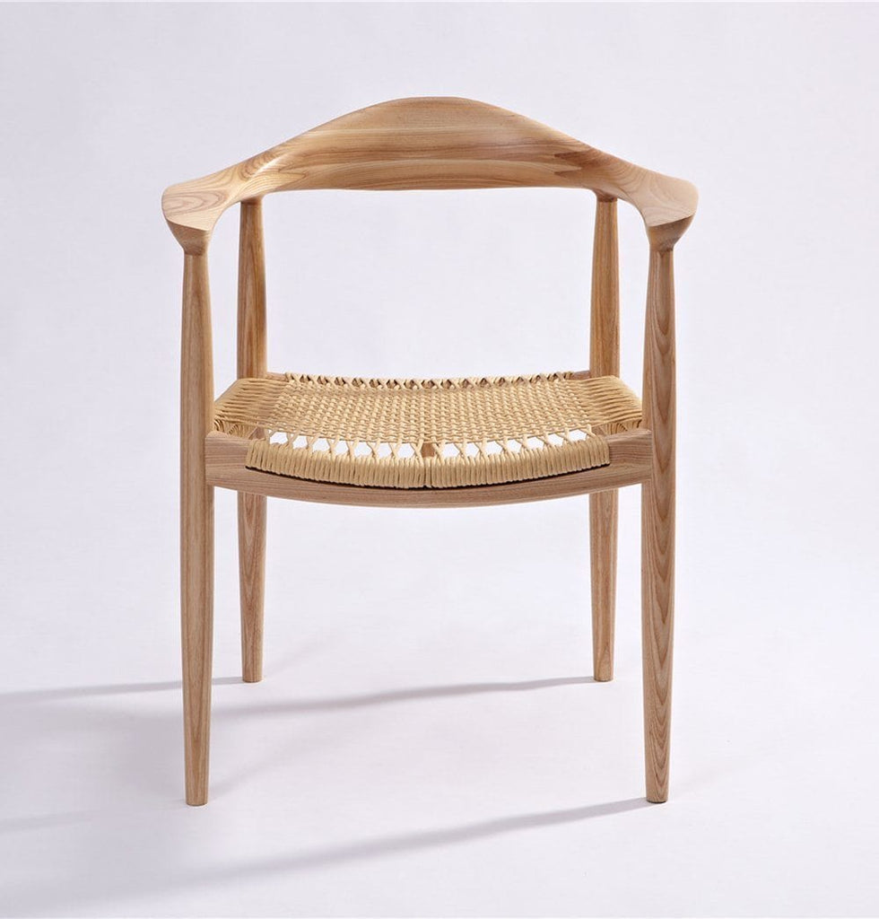 PP501 Kennedy Chair The Round Chair - Paper Cord Seat - Reproduction - Modn City