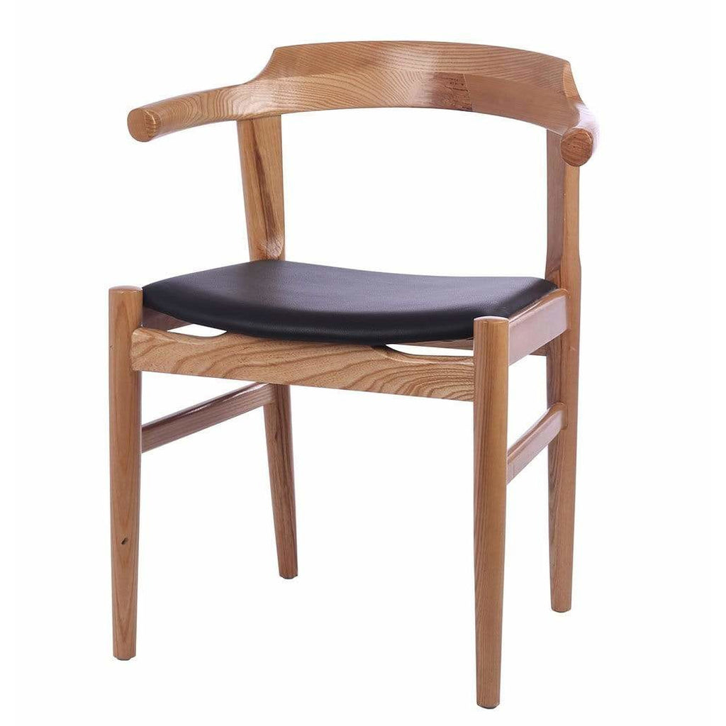 PP58 Dining Chair (Upholstered Seat) - Reproduction - Modn City