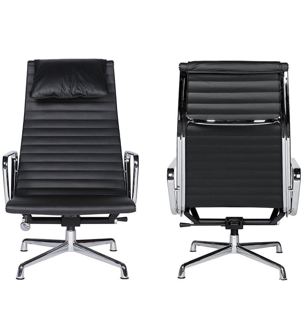 Thore Office Chair & Ottoman - Modn City