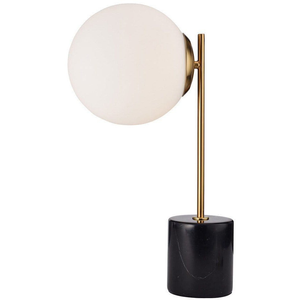 Tuva Marble Table Lamp - Mini - Modn City