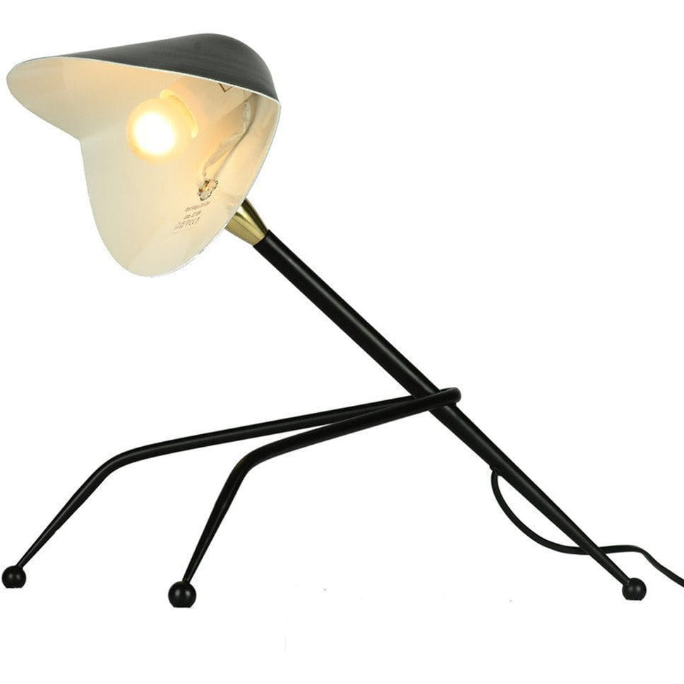 Serge Tripod Table Lamp - Reproduction - Modn City