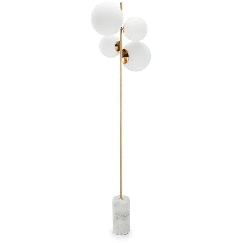 Soili Marble Floor Lamp - Modn City