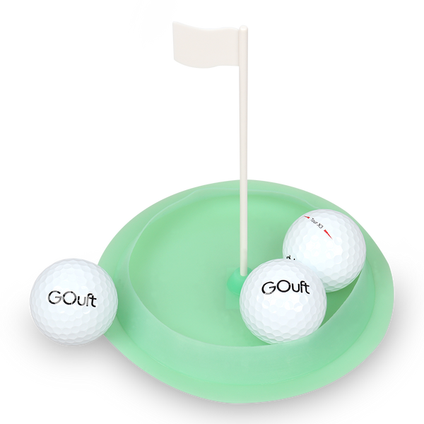 GOuft Putting Practice Golf Hole-Cup