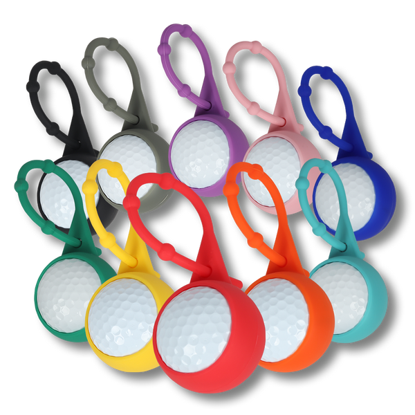GOuft Silicon Golf Ball Case