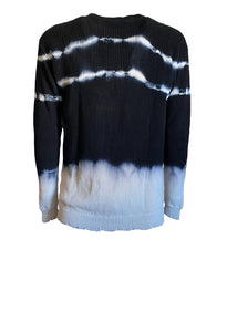 MARCELLO TIE DYE BLACK