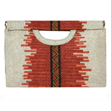 Load image into Gallery viewer, Cut-Out Clutch - Rust Southwest 1975