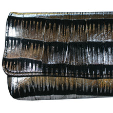 Load image into Gallery viewer, Baguette Clutch  - Silver Tinsel