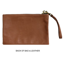 Load image into Gallery viewer, Unlined Pouch - Brown 1983