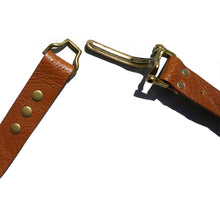 Load image into Gallery viewer, Latch Belt - Cognac