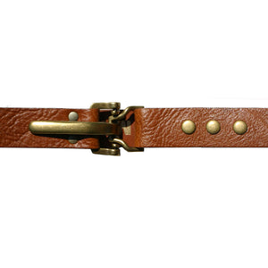 Latch Belt - Cognac