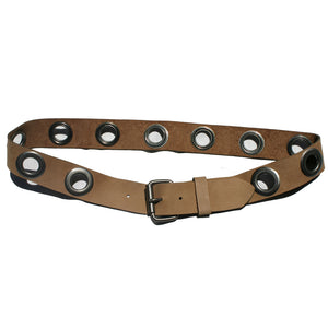 Grommet Belt - Deer