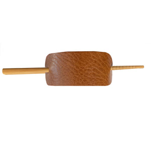 Hair Stick - Cognac