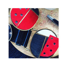Load image into Gallery viewer, Ladybug Belt - Red Ladybug