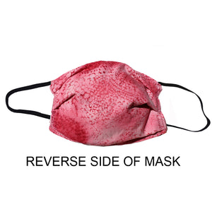 Artist Collab - Pink #15 Womans Mask