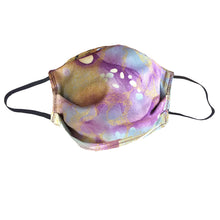 Load image into Gallery viewer, KW Mask - Purple Tie-Dye