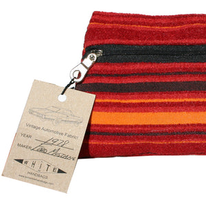 Cosmetic Bag - Red Stripe 1978