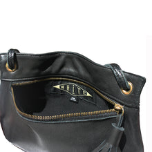 Load image into Gallery viewer, Tassle Bag - Black
