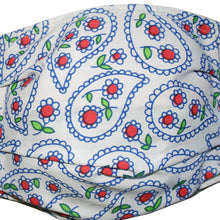 Load image into Gallery viewer, TMask - Vintage Paisley Daisy