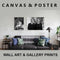 Canvas & Poster Prints