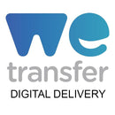 Digital Delivery via WeTransfer