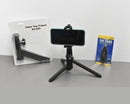 Table Top Tripod & Smartphone Bracket