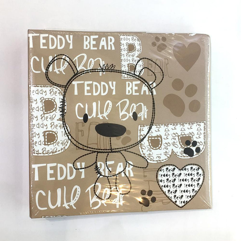 Baby Album Teddy design 200 6x4
