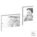 Mascagni Clear Acrylic Block Frame (6x4 & 7x5 available)