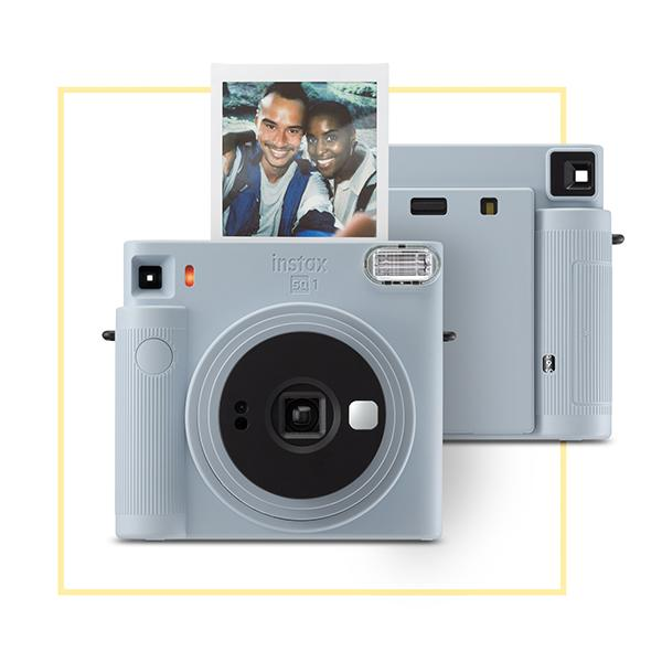 Fujifilm Instax Square SQ 1 Instant Camera BLUE (bundle options)