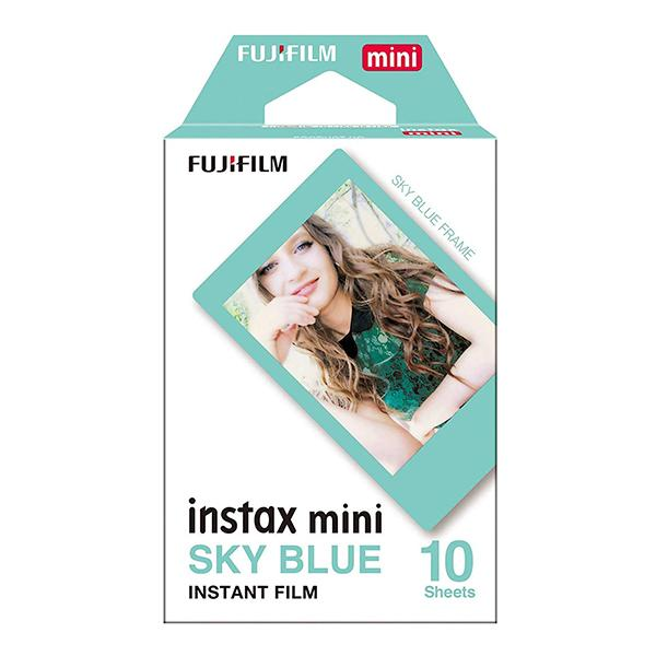 Fujifilm Instax Mini Sky Blue (10 sheet) Film