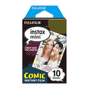 Fujifilm Instax Mini Comic (10 sheet) Film