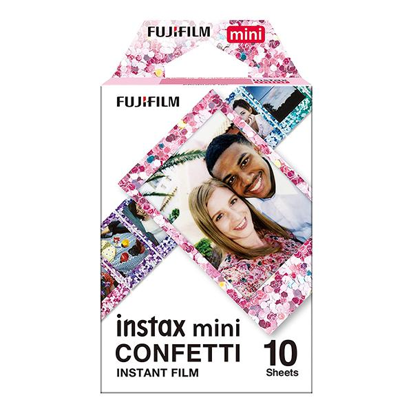 Fujifilm Instax Mini Confetti (10 sheet) Film