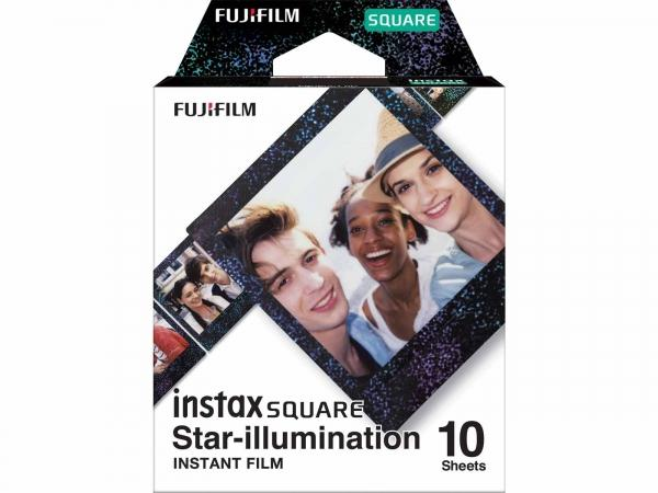 Fujifilm Instax Square Star Illumination 10 Pack