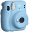 Fujifilm Instax Mini 11 - Blue (bundle options)