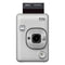 Fujifilm Instax LiPlay Stone White - Bundle (Neck Strap & Sock Cover)