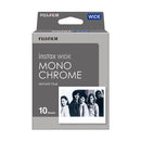 Fujifilm Instax Wide Mono (black & white) 10 Sheet Film