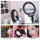 "Nanlite Halo 16"" Ring Light Bi-Colour Case Kit"