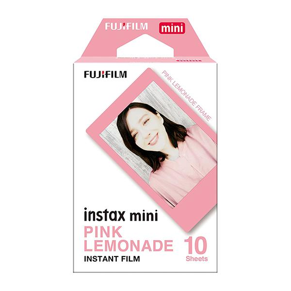 Fujifilm Instax Mini Pink Lemonade (10 sheets) Film