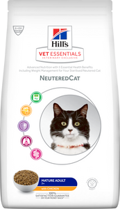 Vet Essentials Feline Mature Neutered 2.5kg