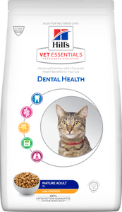 Vet Essentials Feline Dental Health Mature Adult 2.5kg