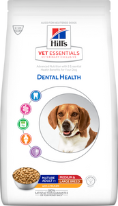 Vet Essentials Canine Senior Dental Health 10kg