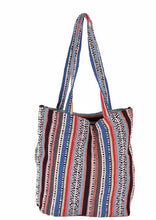 Load image into Gallery viewer, Boho Hemp Tote Bag - leaftoember.com