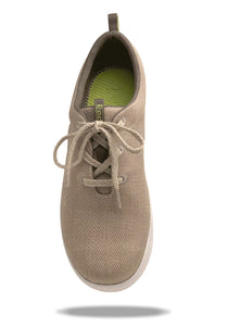Natural Tan Eco-Friendly Hemp Shoes - leaftoember.com