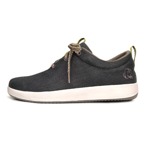 Blue Night Hemp Shoes | Look Good, Feel Good, Do Good - leaftoember.com