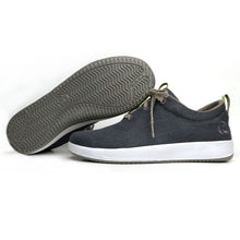 Load image into Gallery viewer, Blue Night Hemp Shoes | Look Good, Feel Good, Do Good - leaftoember.com