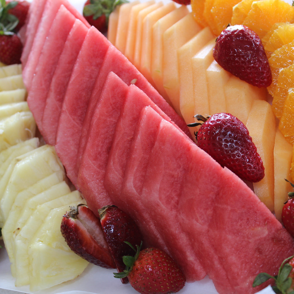 Platter - Local Fresh Seasonal Fruits