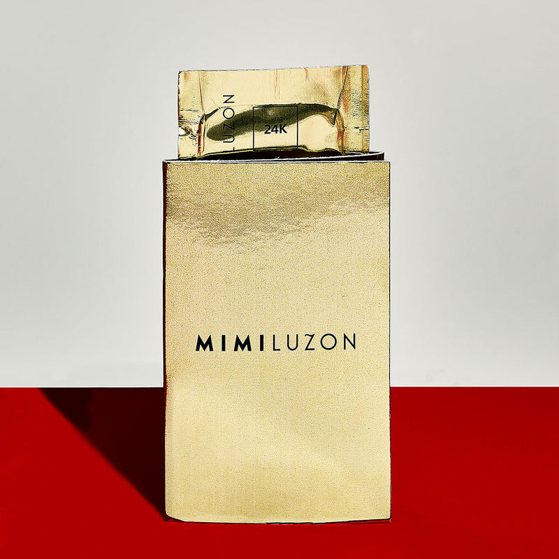 Mimi Luzon 24K Pure Gold Serum Sample + $100 Gift Card