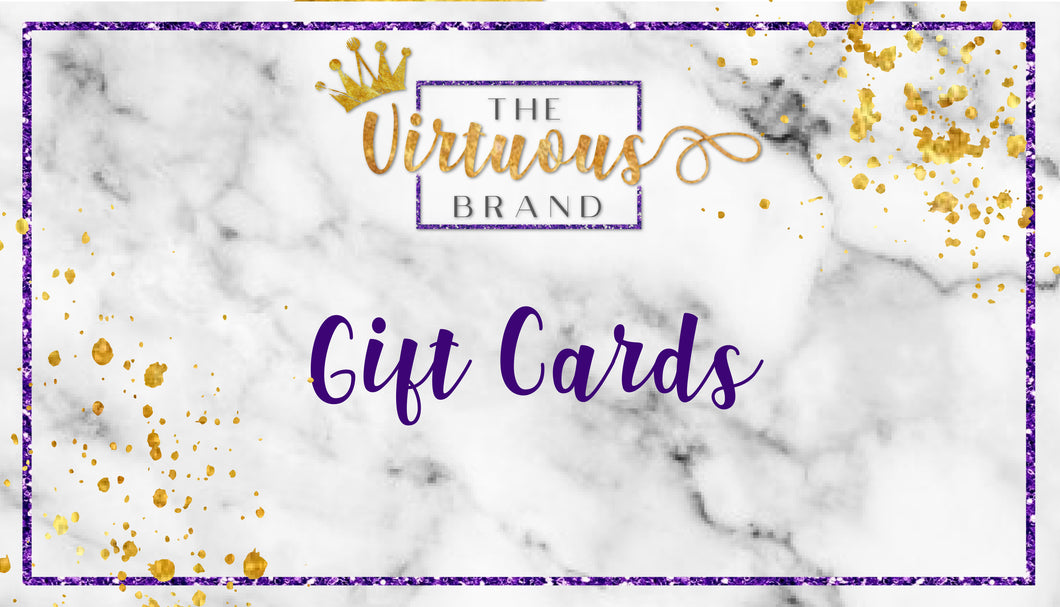 Gift Card - Virtuous Shea Butter