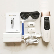 Load image into Gallery viewer, 4 in 1 IPL Laser Hair Removal LCD Display Photo epilator